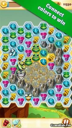 Tải game Bee Brilliant - Phá giải câu đố Mod Android