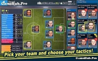 Tải game BFB Champions 2.0 - Huấn luyện viên Bóng Đá