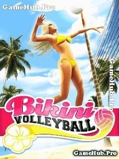 Tải game Bikini Volleyball - Bóng chuyền bãi biển Java