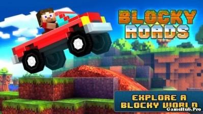 Tải game Blocky Roads - Đua xe phong cách Mod Android