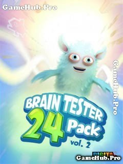Game Brain Tester 24 Pack Vol 2 - Trí tuệ thách thức