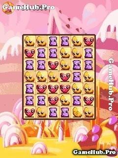 Tải game Candy Frenzy - Thu thập kẹo ngọt ngào cho Java
