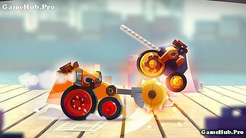 Tải game CATS - Crash Arena Turbo Stars chiến đấu Android