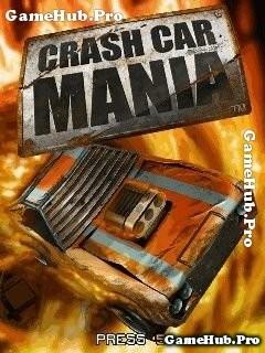 Tải game Crash Car Mania 3D - Đua xe địa hình cho Java