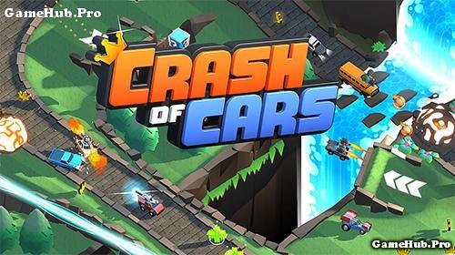 Tải game Crash of Cars - Đua xe bắn súng cho Android