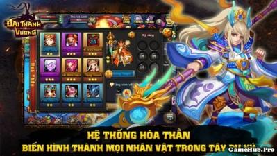 Tải game Đại Thánh Vương - Nhập vai Tề Thiên Android iOS