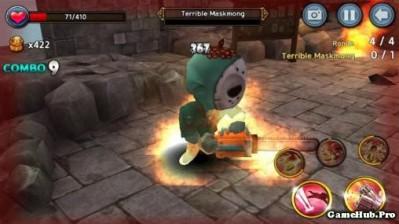 Tải game Demong Hunter 2 - Nhập vai hành động Android