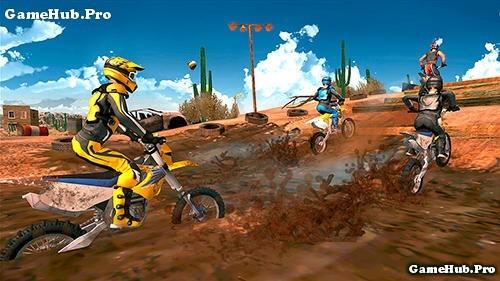 Tải game Dirt Xtreme - Đua xe địa hình cực chất Android