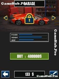 Tải game Drag Racing Pro - Tay đua hàng đầu cho Java