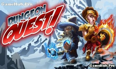 Tải game Dungeon Quest - Nhập vai huyền thoại cho Android
