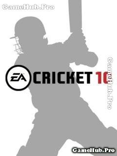 Tải game EA Cricket 2010 - Đánh bóng chày cực hay Java