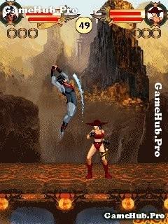 Tải game God of Combat - Chiến binh đối kháng cho Java