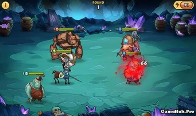Tải game Idle Heroes - RPG thẻ tướng cực hay Android