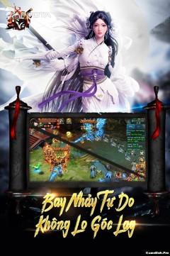 Tải game Kiếm Vũ Mobi - Đỉnh cao Pk kiếm hiệp Android iOS