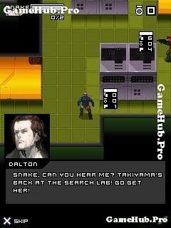 Tải game Metal Gear Acid 2 - Hành động RPG theo Lượt
