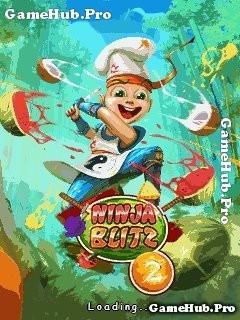 Tải game Ninja Blitz 2 - Ninja đầu bếp chém hoa Quả
