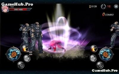 Tải game One Finger Death Punch 3D - Cú đấm chết người
