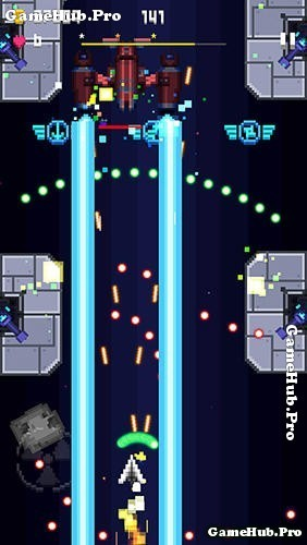 Tải game Pixel Craft - Space Shooter Bắn Máy Bay Android