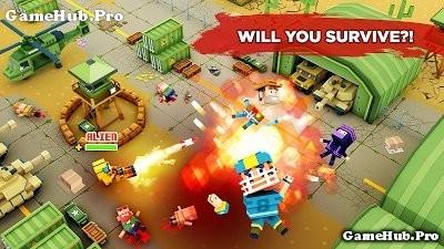 Tải game Pixel Strike Online - Bắn súng PvP đáng yêu