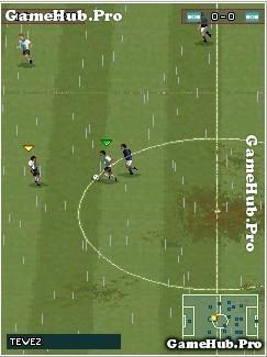 Tải Game Pro Evolution Soccer 2010 - Bóng đá PES Java