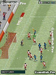 Tải game Pro Evolution Soccer 2011 - Bóng đá PES cho Java