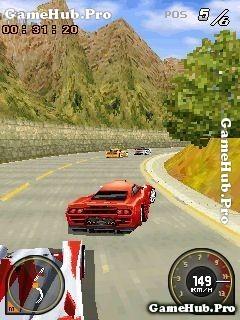 Tải game Race Driver GRID 3D - Đua xe ấn tượng Java