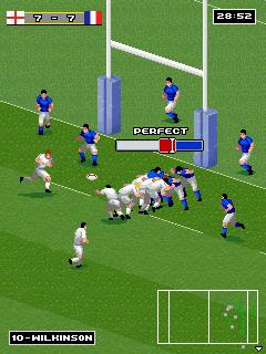 Tải game Real Rugby - Thể thao bóng bầu dục cho Java