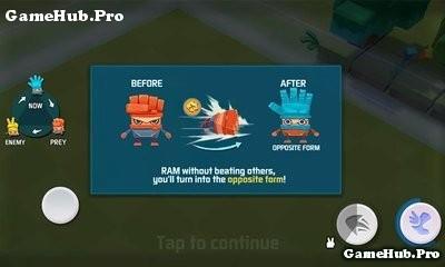 Tải game RPS.io - Siêu phẩm game đánh nhau cho Android