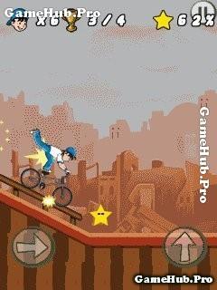 Tải game Sparta Warrior Bmx Kid - Lái xe đạp khá hay