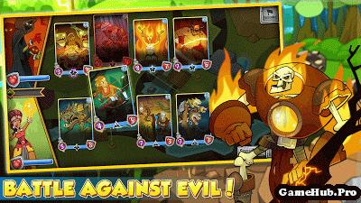 Tải game Spellstone - Nhập vai thẻ trò chơi cho Android