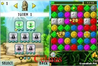 Tải game Super Jewels - Phá hủy kho báu cho Java