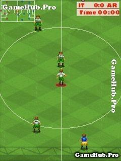 Tải game Super Soccer - Mô phỏng đá bóng cho Java