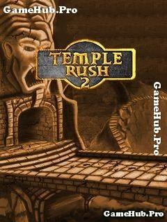 Tải game Temple Rush 2 - Chạy trốn bất tận 3D Java