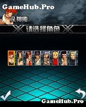 Tải game The King of Fighters 2013 - Đối kháng cho Java