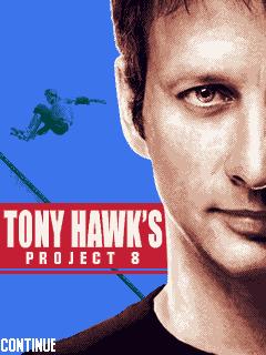 Tải game Tony Hawk's Project 8 - Thể thao trượt Ván Java