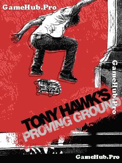 Tải game Tony Hawk's Proving Ground - Trượt ván cho Java