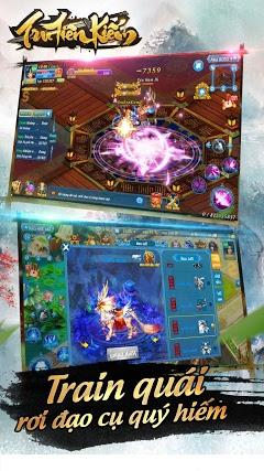 Tải game Tru Tiên Kiếm - Tiên hiệp chân thực Android iOS