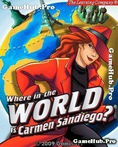 Tải game Where in The World is Carmen Sandiego cho Java