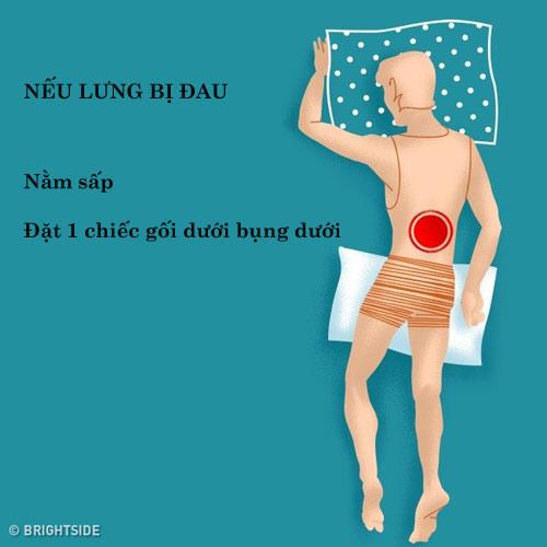 Tư thế ngủ khiến bạn ngon giấc và tỉnh táo vào hôm sau