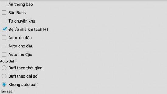 Tải Ngọc Rồng Online 197 Premium V12.5 - Hồng Ngọc cho Android HD