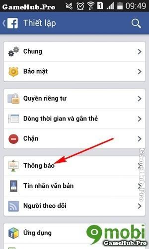 Cách Tắt Lời Mời Chơi Game, Ứng Dụng Trên Facebook