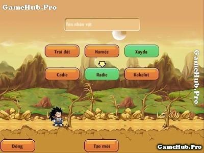 Tải Hack Ngọc Rồng Online 087 Auto Cho Java và Android