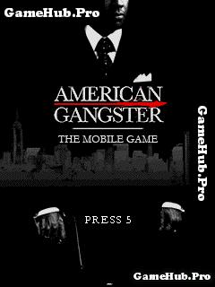 Tải Game American Gangster Crack Cho Java miễn phí