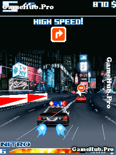 Tải Game Asphalt 2 Urban GT Đua Xe Crack Cho Java