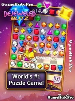 Tải Game Bejeweled Blitz Apk Kim Cương Cho Android