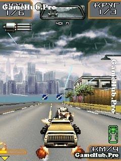 Tải Game Death Race Crack Đua Xe Cho Java