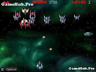 Tải Game Galazer - Bắn Máy Bay Crack Cho Java miễn phí