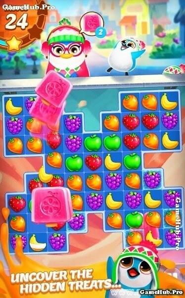 Tải Game Juice Jam Apk Xếp Hình Trái Cây Cho Android