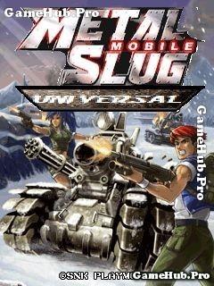 Tải Game Metal Slug Universal Bắn Súng Crack Cho Java