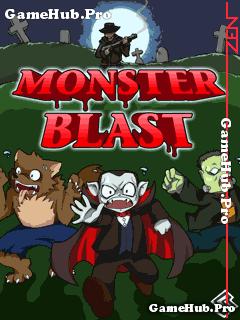 Tải Game Monster Blast - Tiêu Diệt Quái Vật Crack Java